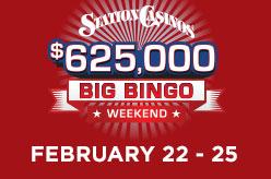 station casino bingo weekend